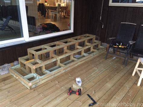 terrasse trapp vinkel terrasse trapp hus hage hobby