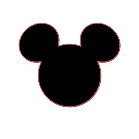 mickey mouse head printable template online calendar