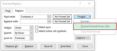 format excel cell as hyperlink how to quickly find hyperlinks in excel using find and