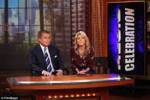 regis philbin and kelly ripa have not spoken in over three regis philbin wishes michael strahan well at good morning