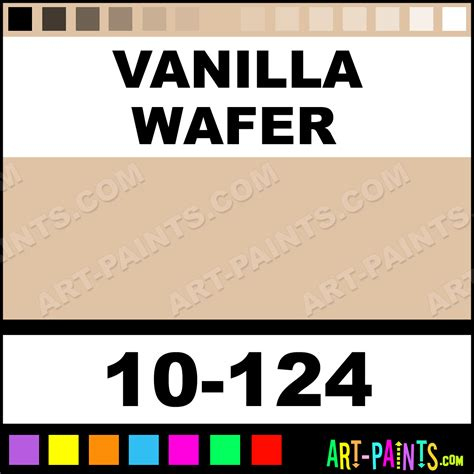 vanilla wafer nail flair airbrush spray paints 10 124 vanilla wafer paint vanilla wafer