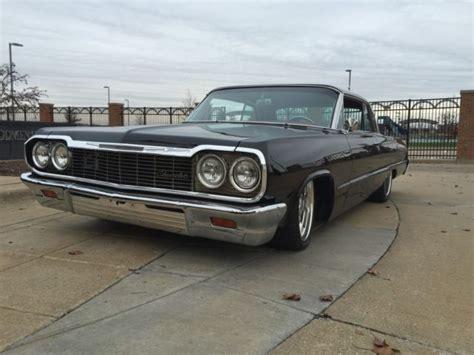 64 impala air ride 64 impala restomod ls2 air ride pro touring cool