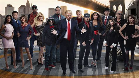 what was celebrity apprentice about celebrity apprentice renewed by nbc hollywood reporter