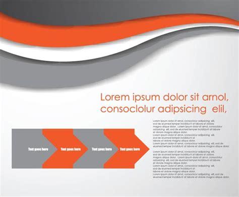 corporate flyer design vector corporate brochure design vector