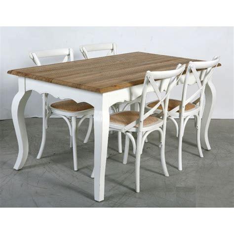 tavolo country chic tavolo legno bianco shabby chic etnico outlet mobili etnici