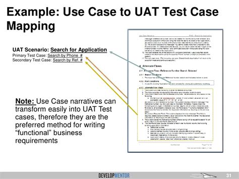 uat scenarios template overview of user acceptance testing uat for business