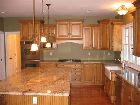 New Design Of Kitchen Cabinet New Home Designs Homes Modern Wooden Kitchen Cabinets Designs Ideas