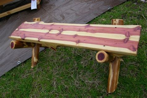 how to make a cedar bench ted germansen woodworking how to build a wood burning