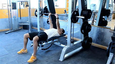 will smith bench press bench press on smith machine mariaalcocer com