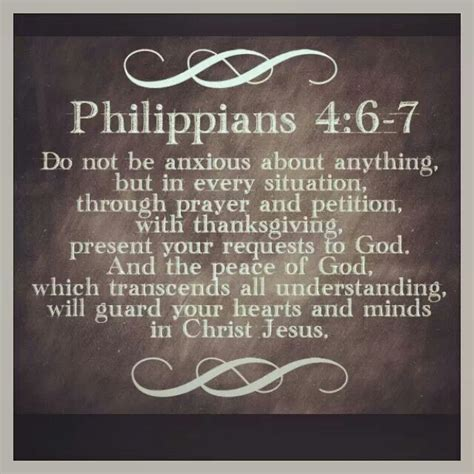 printable version of philippians philippians 4 6 7 things i love pinterest