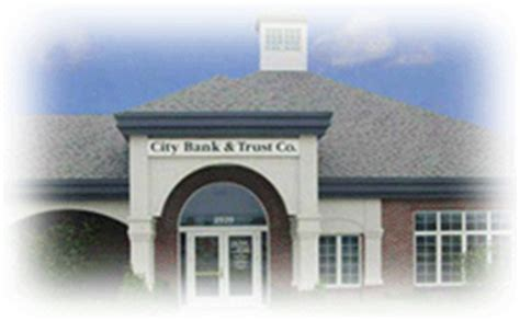 city bank and trust city bank trust co