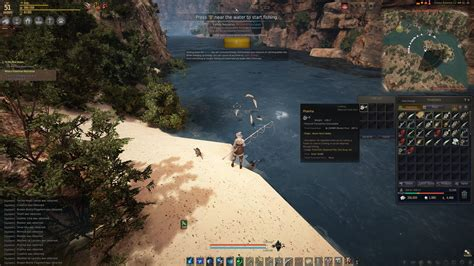 bdo fishing boat spots fishing bdo new fishing ocean fish species list