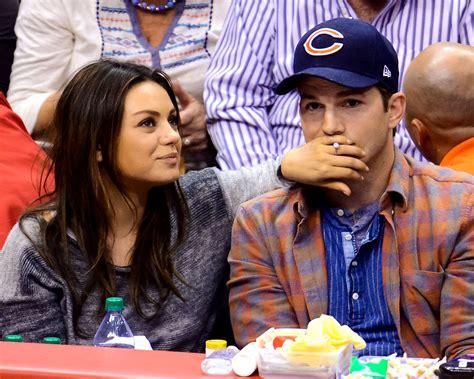 ashton kutcher ad ashton kutcher on his real moment with mila