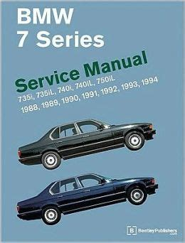 hayes auto repair manual 1994 bmw 7 series on board diagnostic system 1992 bmw 740il e32 related infomation specifications weili automotive network