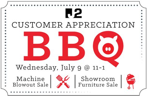 Customer Appreciation Invitation Letter Customer Appreciation Bbq J2 Business Products