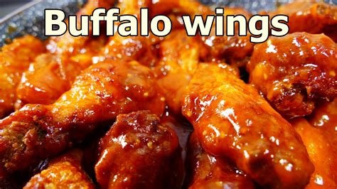 tangy buffalo chicken wings tasty and easy food recipes
