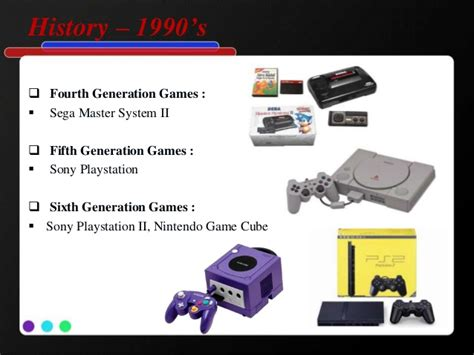console generations gaming console