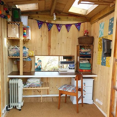 diy she shed crafty can use their she sheds for diy projects