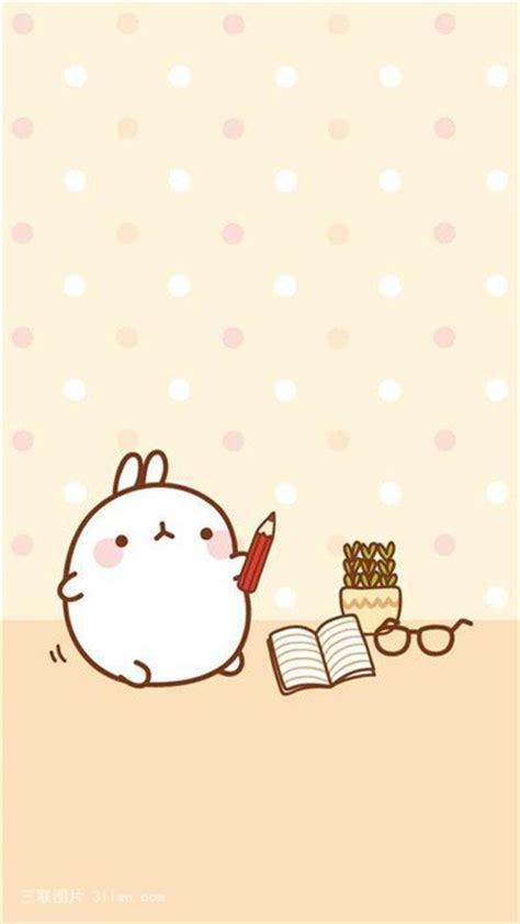 molang books qq卡通背景图片大全图片