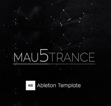 ableton trance template проекты для секвенсоров