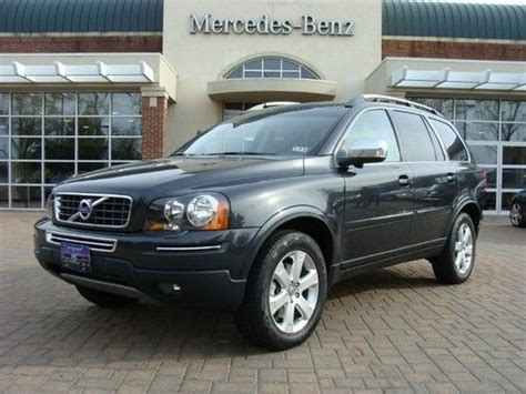 2004 volvo xc90 bluetooth sell used 2011 xc90 awd blis bluetooth 3rd row seat in