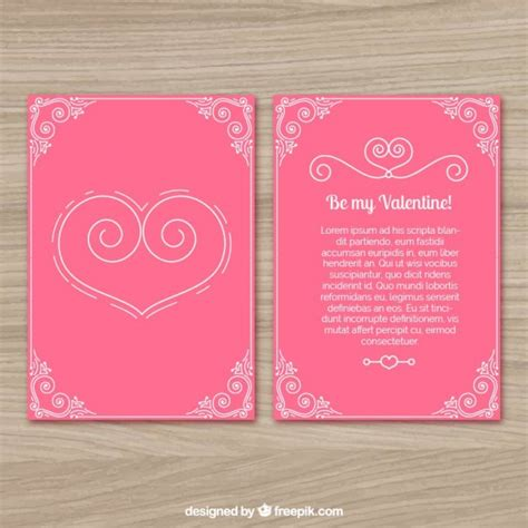 lettere per san valentino per lettera d per san valentino scaricare vettori gratis