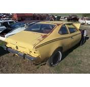 1973 AMC Hornet Parts Car 2