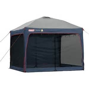 Instant Screen Canopy by Coleman Max 10 Quot X 10 Quot Instant Shelter Canopy Images Frompo