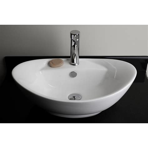 vessel countertops sale american imaginations above counter oval vessel bathroom
