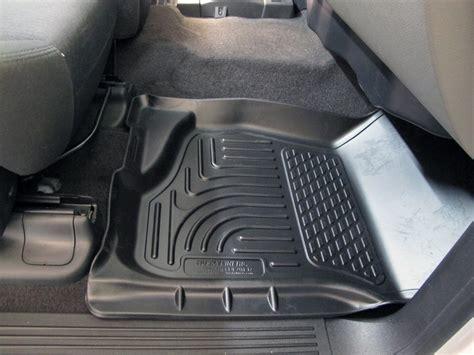 2012 Silverado Floor Mats by 2012 Chevrolet Silverado Floor Mats Husky Liners