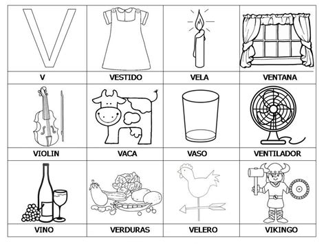 imagenes de dibujos que empiecen con la letra s vocabulario con im 225 genes para ni 241 os taringa