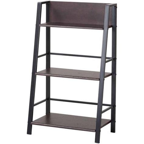 mainstays home 8 shelf bookcase espresso mainstays 3 shelf bookcase finishes walmart com