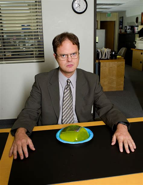 Dwight Office by Dwight The Office Photo 34556 Fanpop