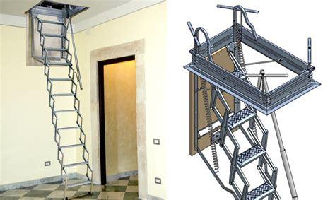 scala estensibile da soffitta scale soffitta a scomparsa idea di casa