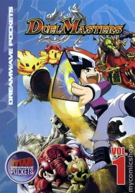 Komik Duel Master Volume 2 duel masters tpb 2004 pocket edition comic books