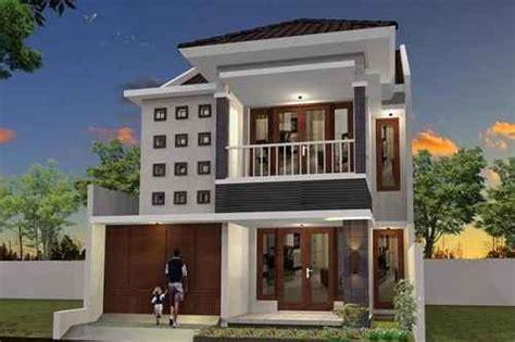design balkon minimalis rumah minimalis 2 lantai desainrumahminimalis co id