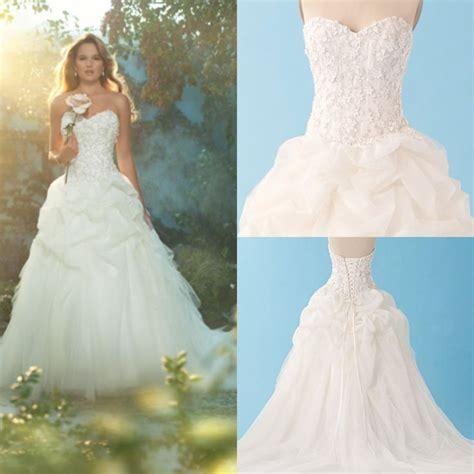 Alfred angelo disneys Aurora wedding dress   Wedding   Pinterest   Wedding dress, Weddings and