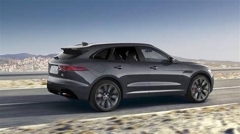 jaguar f pace blacked out jaguar f pace reviews specs prices top speed
