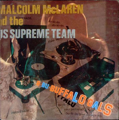 malcolm mclaren world malcolm mclaren the world s supreme team
