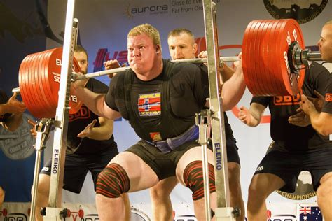 Bench Press Strength Program by 187 Powerlifting 187 The World Games 2017