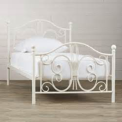 Metal Bed Frame Headboard White Metal Bed Frame Size Headboard Footboard Bedroom Furniture Iron Ebay