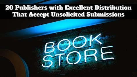 children s picture book publishers accepting unsolicited manuscripts 187 20 publishers with excellent distribution that accept