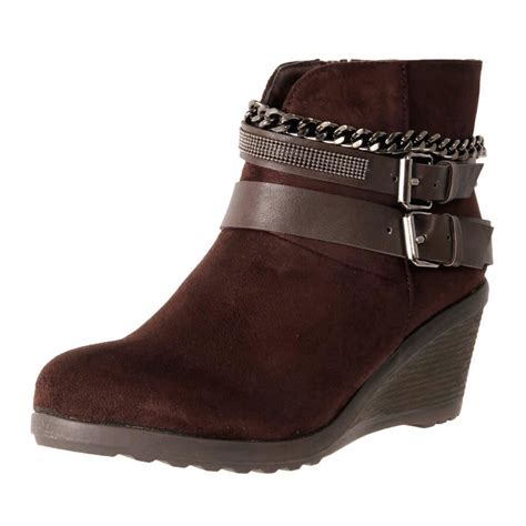 new no shoes s wedge comfort ankle fashion boot