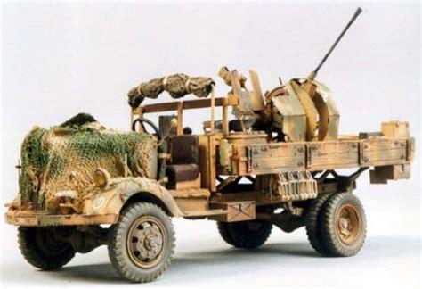 Military Scale Model Gallery Opel Blitz Flak 38