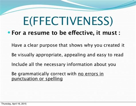 Correct Punctuation Of Resume by An Innovative Alternative To Providing Writing Feedback On
