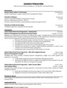 sample resume food pipeline officer resumes design