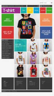 template 45010 t shirts clothes oscommerce template