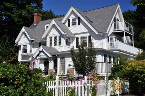 maine bed breakfasts country inns in maine lodging