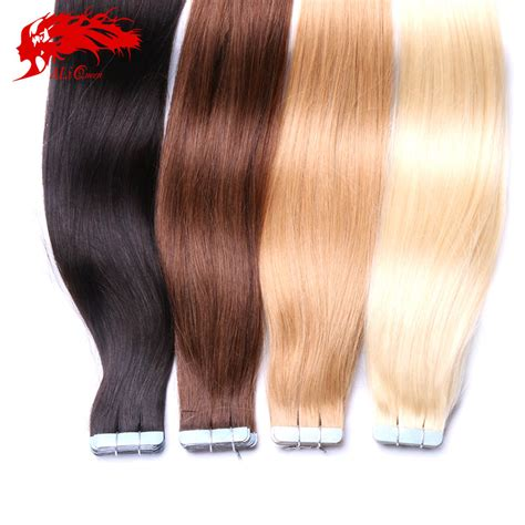 Best Type Of Human Hair Extensions by Aliexpress Buy In Human Hair Extensions 20pcs