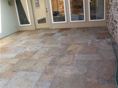 Patio Surface by Patio Surface Exterior Spaces